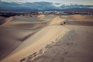 The Desert of Maspalomas